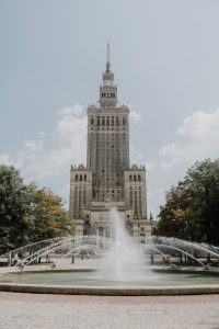 Co musimy zobaczyć będąc w stolicy - Warszawa