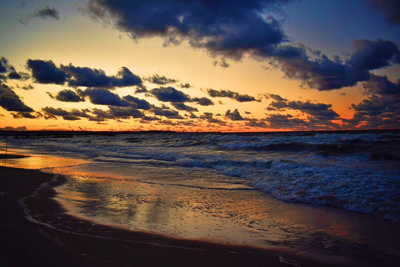 Gdzie pojechać nad morze – Wybrzeże Słowińskie